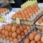 В Кальпе супермаркеты яйца так же продают :)