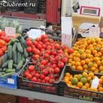 продуктовый рынок