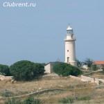 Знаменитый маяк Пафоса