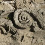 Древние творения в катакомбах