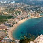 фото Кальпе, пляж La Fossa