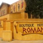 Отель Roman Park