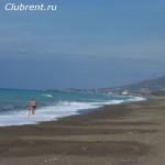 Пляж Аргака