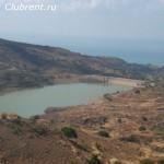 Водохранилище Аспрогремос