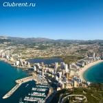Испания Кальпе фото