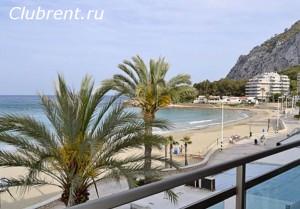 недвижимость в Кальпе, Испания