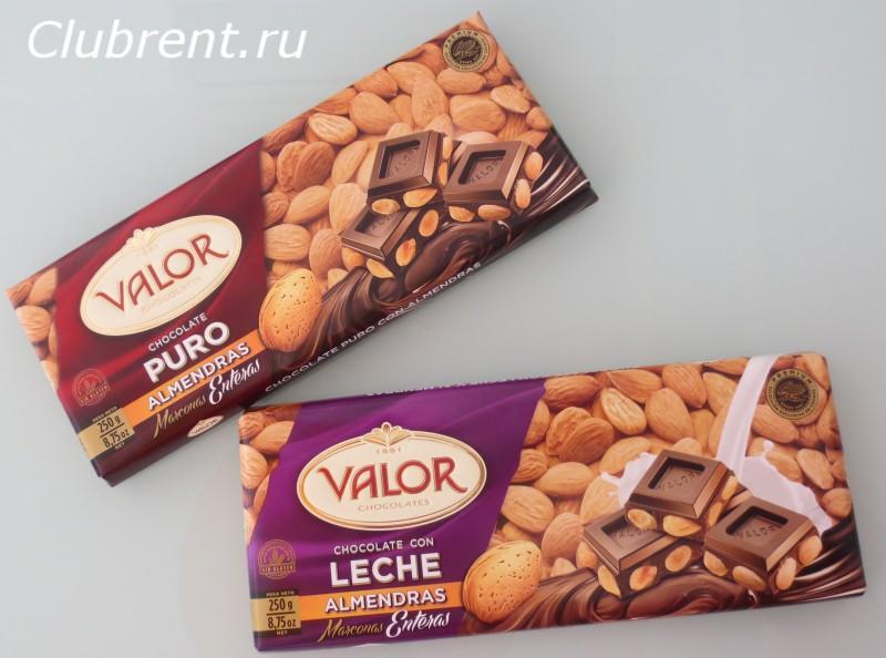 Шоколадная фабрика Valor, экскурсия